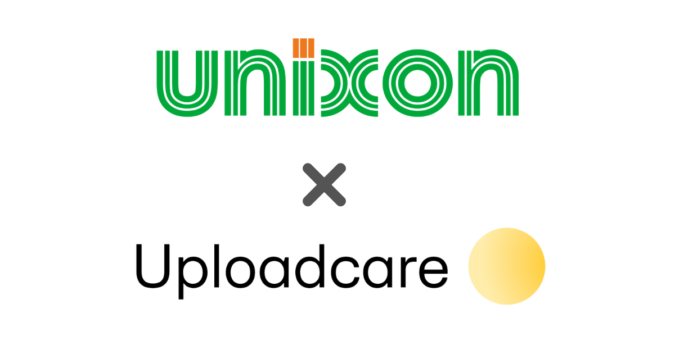 "UNIXON SYSTEMS started a business partnership with ""Uploadcare"", a U.S. start-up UI/UX provider for a cloud media management project"